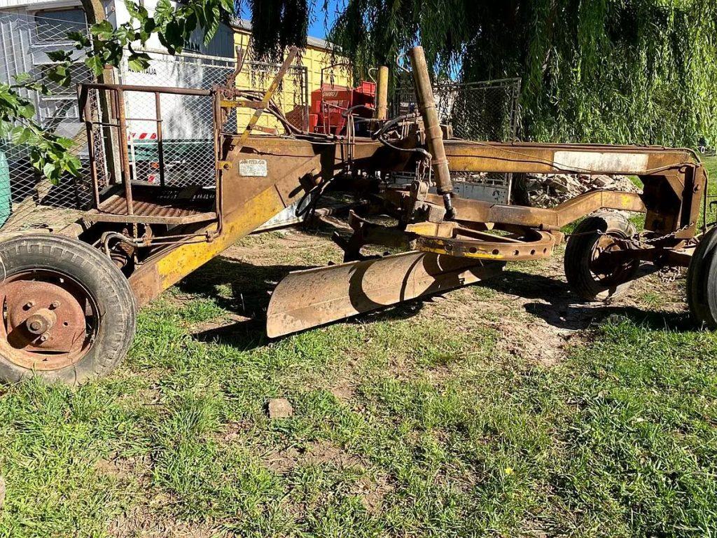 Grosspal VG 304 Todo Hidraulico para Reparar